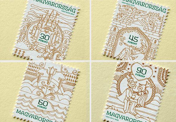 Stamp Design-