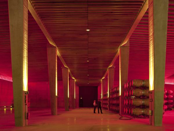 Bodega Portia por Norman Foster