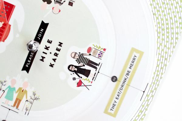 A Paper Record Player de Kelli Anderson