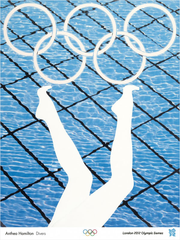 JJOO London 2012, Anthea Hamilton, Divers