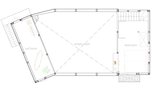 On Design-House with empty lot- Plano