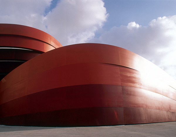Museo del diseño en Holon, Ron Arad Architects.