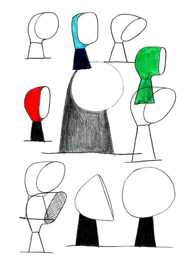 La lámpara de Ionna Vautrin