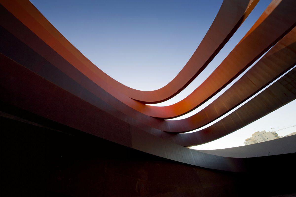 Ron Arad Architects, Museo del diseño en Holon