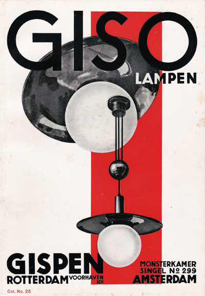 Willem Gispen: An important Dutch modernist designer