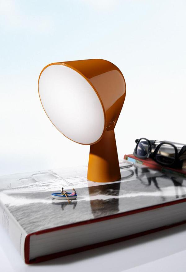 La lámpara amigable de Ionna Vautrin