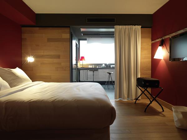Nuevo Hotel Casa Camper en Berlín