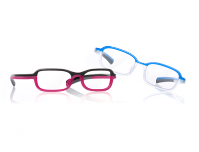 Designing glasses with social awareness