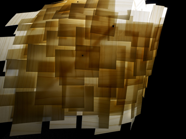 Armadillo, a lamp designed by Luis Eslava for Luzifer