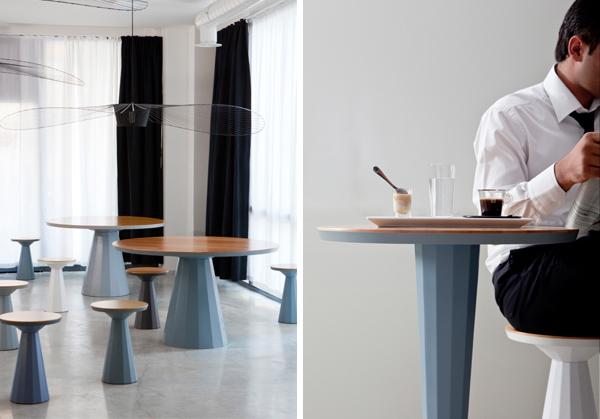 Ankara Star, mobiliario francés en Turquía por Constance Guisset