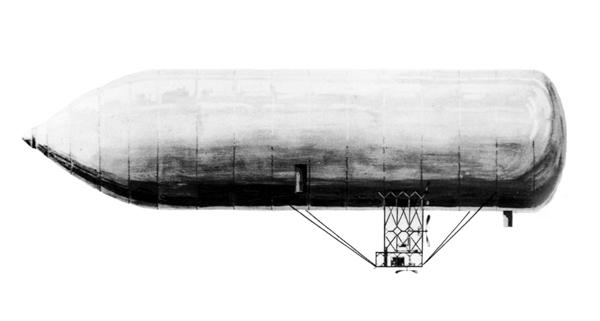 Zeppelin, un mito del diseño aeronáutico