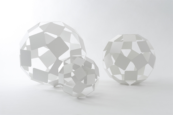 Nendo introduces Dancing Squares or how to freeze movement