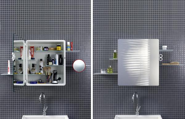 Kali, la nueva colección de baño de Doshi Levien para Authentics