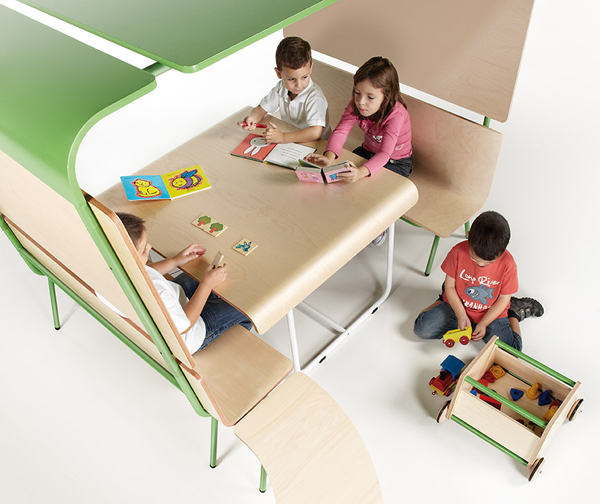 Ottawa, children´s play area by Emiliana Design Studio