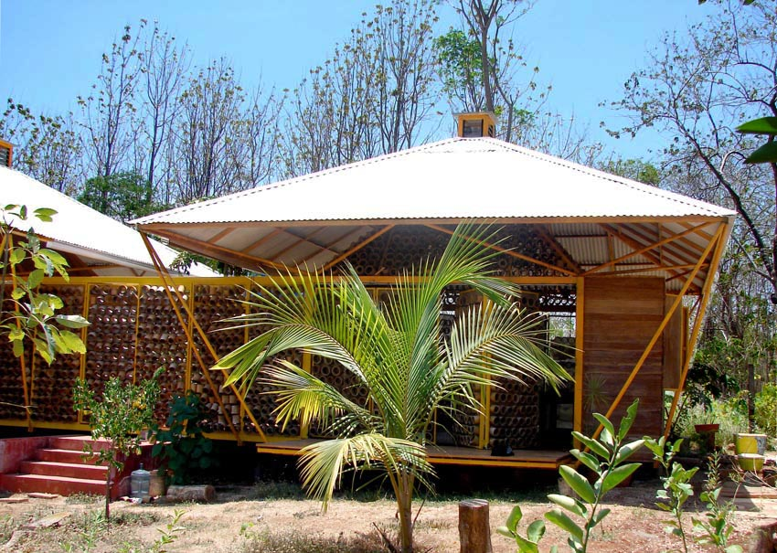 La casa de la señora luna, del arquitecto Benjamín García Saxe