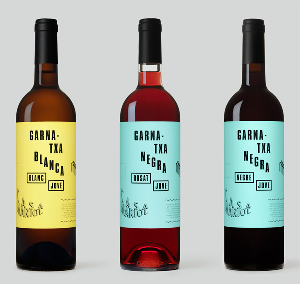 Yes We Wine, diseño que sabe a Bendita Gloria