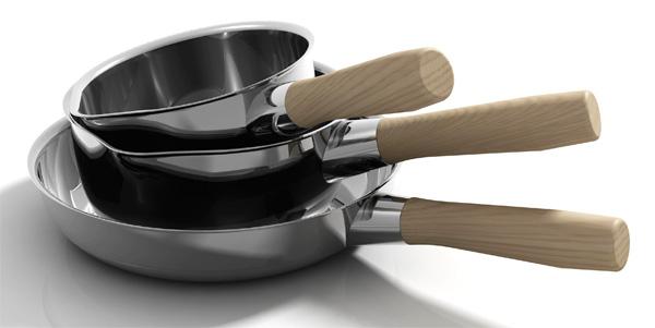 Fukasawa diseña Shiba para Alessi, paradigma de simplicidad en la cocina