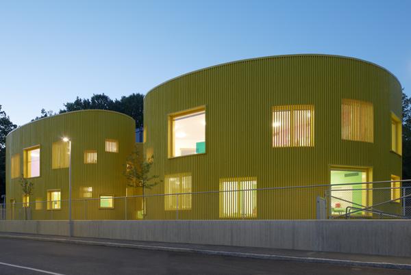 Tellus Nursery, creatividad desde el jardín de infancia en Estocolmo