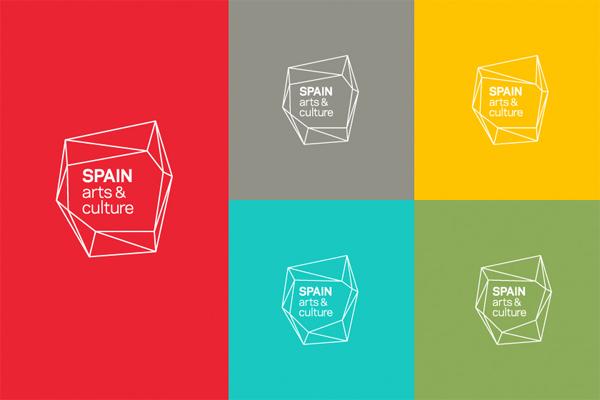 Toormix diseña la identidad global de Spain arts & culture