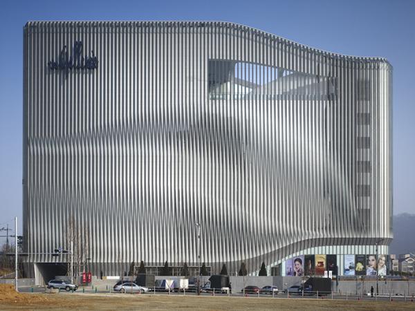 Galleria Centercity, diseño dinámico e interactivo de UNStudio