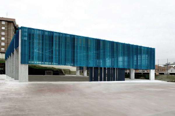 Garmendia Arquitectos proyecta un polideportivo en Barakaldo