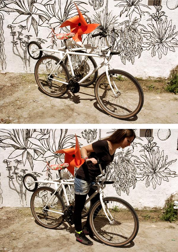Basurama y Mara Berkhout, bicicletas locas pero responsables