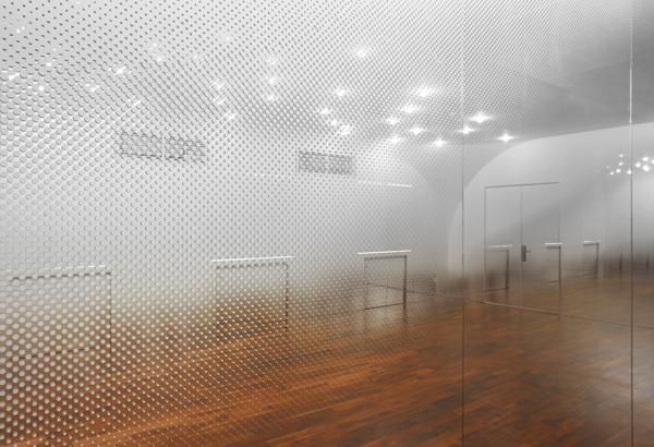 Anzas Dance Studio en Pekín, de Yoshimasa Tsutsumi