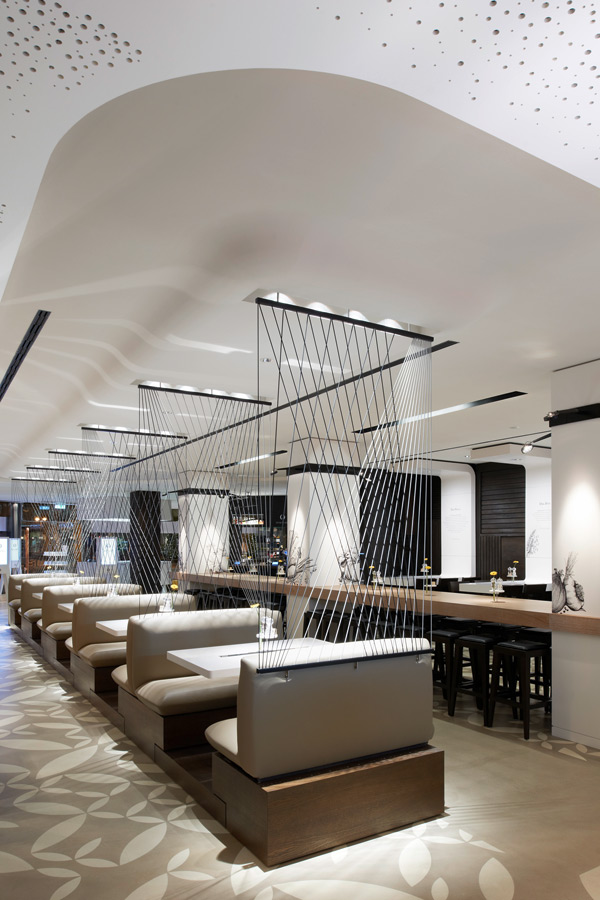 Restaurante Holyfields, de Ippolito Fleitz Group