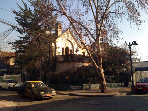 Hostal Caracol Santiago en Chile, de FOAA