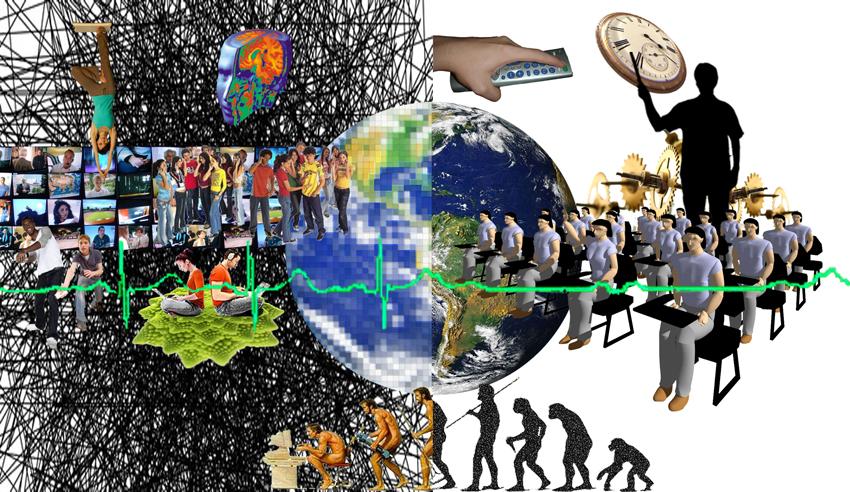 Omar Quesada: miradas a la educación actual