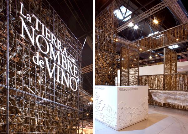 Pabellón de La Rioja para la Feria FITUR, de Expositiva