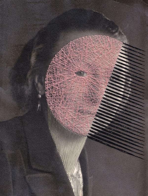 Maurizio Anzeri o la fotografía entre costuras