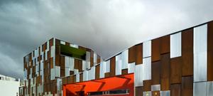 Centro de Salud en Vélez-Rubio (Almería), de ELAP Arquitectos