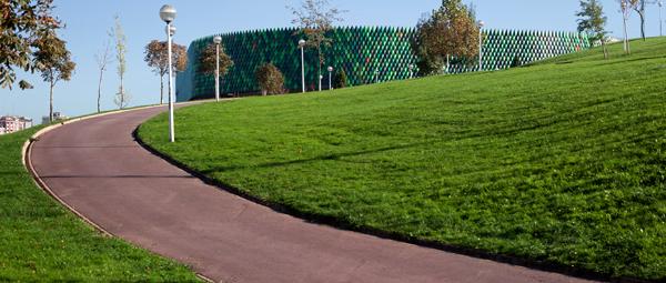 ACXT, complejo polideportivo en Miribilla, Bilbao