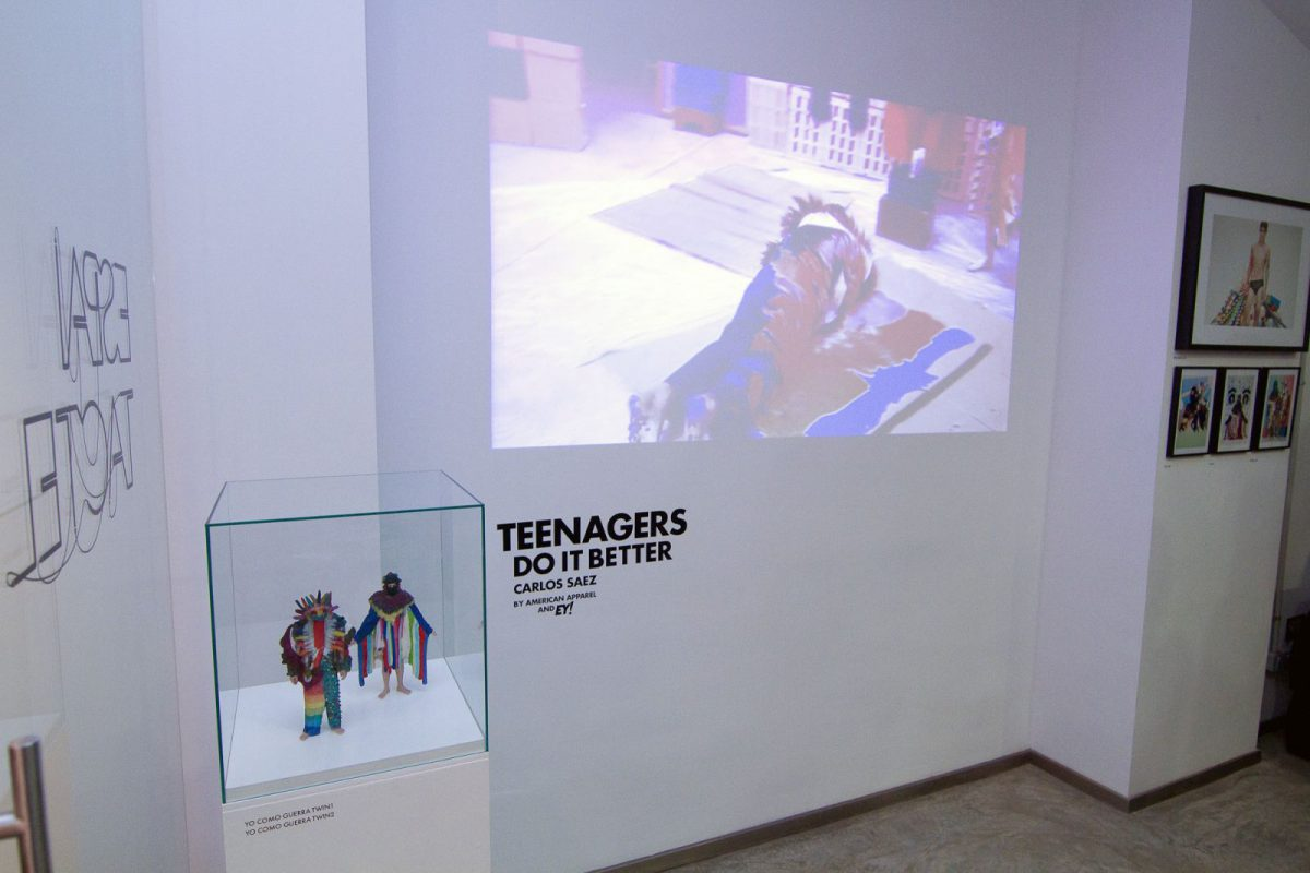 Teenagers do it Better by Carlos Sáez