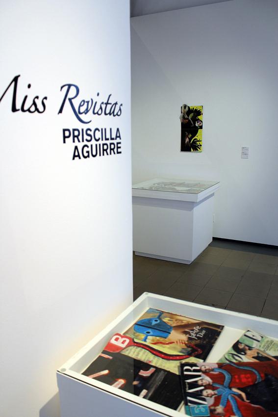 """Priscilla Aguirre: """"Miss Revistas"""", gestos de desenfado"""