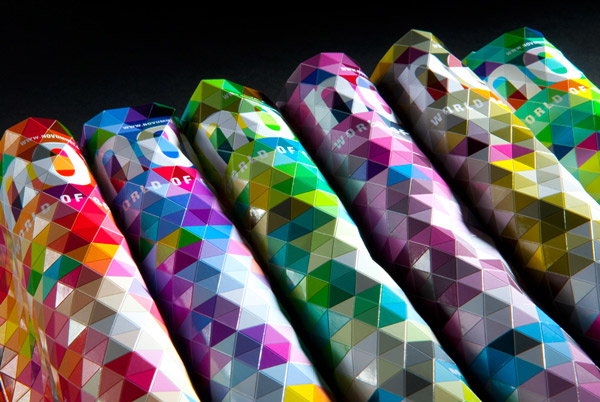 Paperlux, diseño de una cubierta flexible para la revista Novum