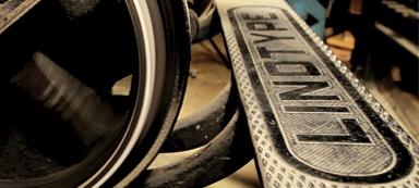 Linotype: The Film, documental sobre el linotipo, por Doug Wilson