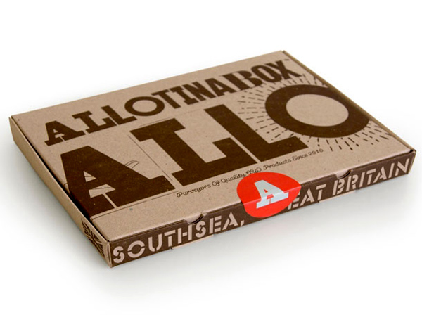 Allotinabox, kit para el cultivo urbano sostenible