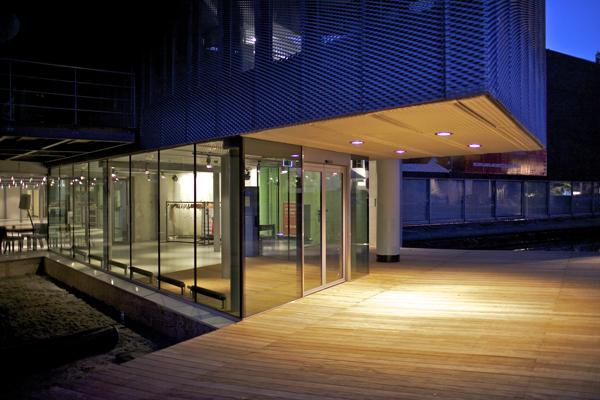 Renovación del NAI, de Rotterdam (Instituto Holandés de Arquitectura)