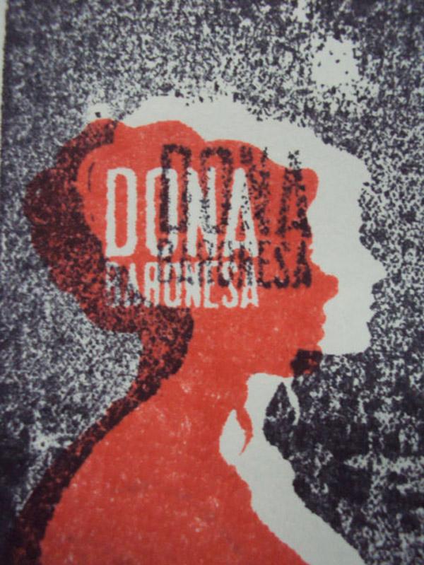Dona Baronesa, identidad visual a golpe de tampón