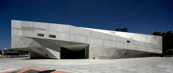 Ampliación del Museo de Arte de Tel Aviv, de Preston Scott Cohen