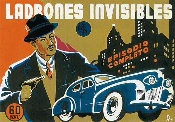 Grafistas. Diseño gráfico español 1939-1975. Primera parte, por Emilio Gil