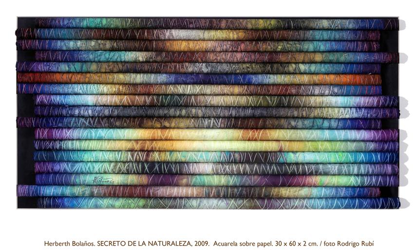 Acuarelas/Fractales de Herberth Bolaños