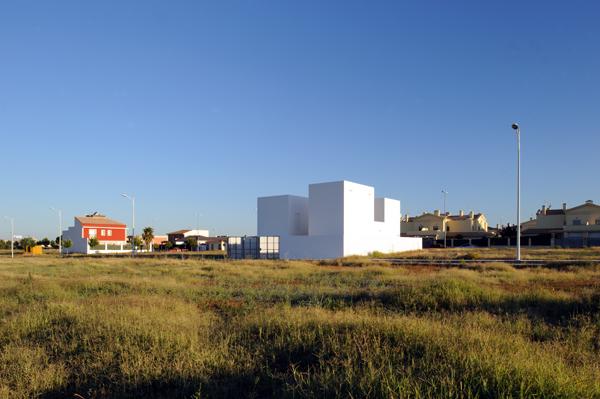 Hago Arquitectos, Casa RG en Don Benito, Badajoz