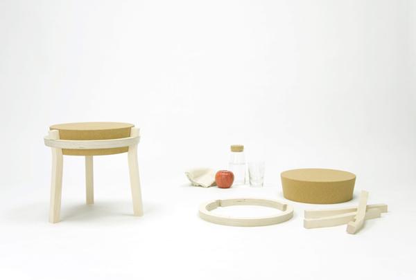 Souvenir de Design Soil, proyecto de la Kobe Design University