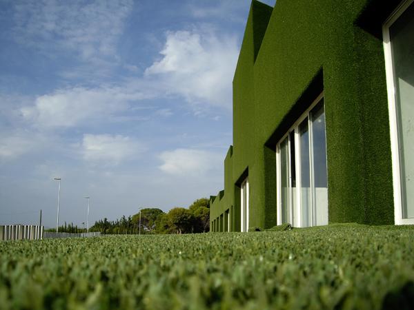 Los Cachimanes, la escuela vestida de verde del Estudio Huma