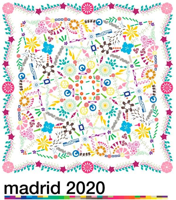 Un mantón de Manila para Madrid 2020