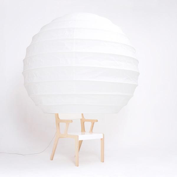 Objet de Seung-Yong Song, la silla de uso mixto