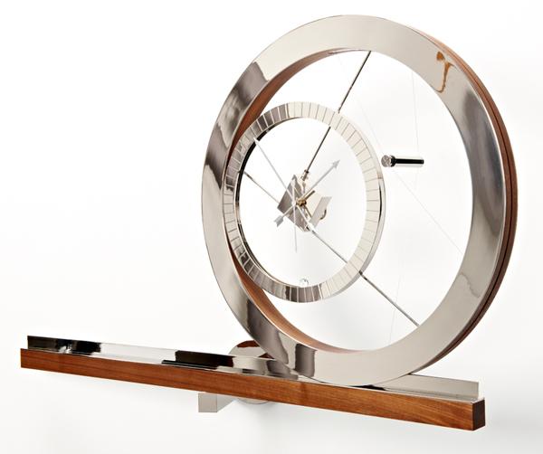 Diseño de relojes por Daniel Weil, A Matter of Time